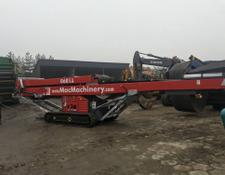 MAC T1890 mobile stockpiler / taśma mobilna