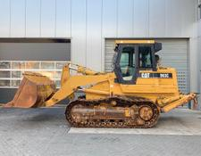 Caterpillar 963C+Ripper (A/C)