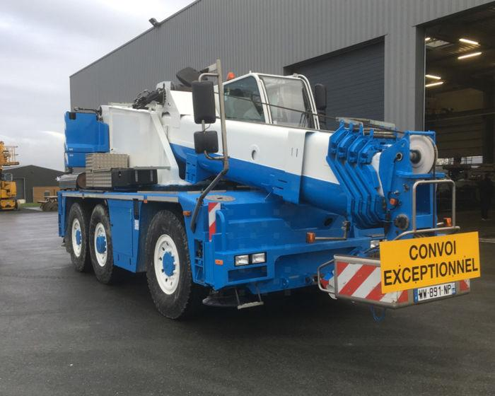 Terex-Demag AC40 city