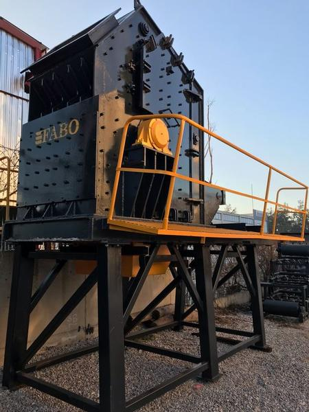 Fabo SECONDARY IMPACT CRUSHER DMK 01 SECOND HAND | CALL NOW