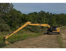 Caterpillar 323DL Long Reach