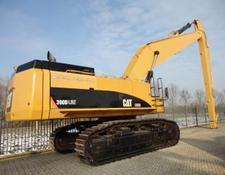 Caterpillar 390 Long Reach 2011