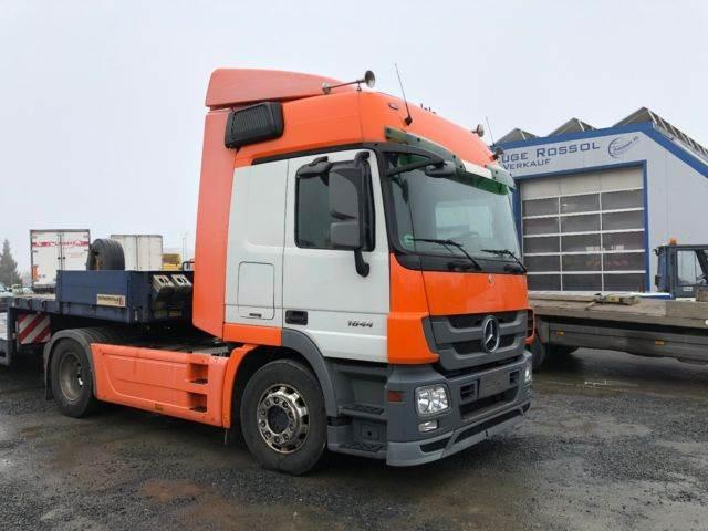 Mercedes-Benz Actros MP3 1844 SZM Retarder