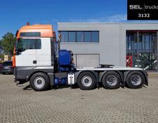 MAN TGX 41.540 8x4/4 / Manual /Standklima /Intarder
