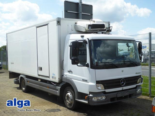 Mercedes-Benz 1018  Atego, lang 6200mm, 2 Kammern, Thermo King