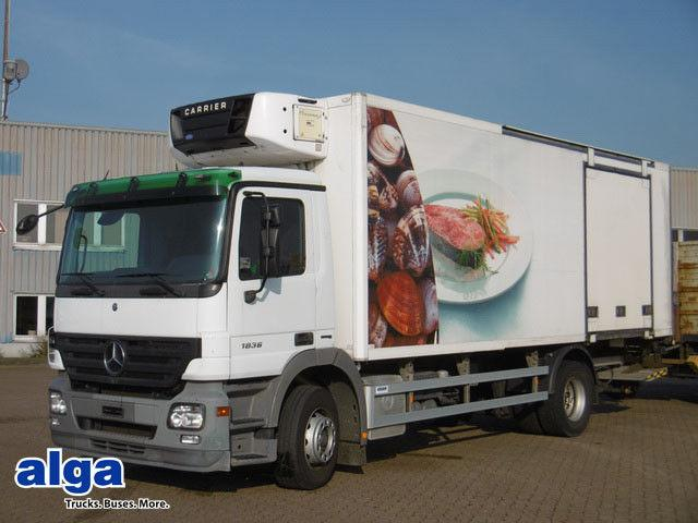 Mercedes-Benz 1836 Actros, lang 740mm, Falt Lbw, Carrier, Top