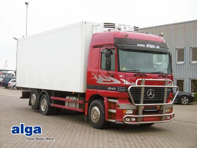Mercedes-Benz 2543 Actros, Rohrbahnen, Thermo King TS 200