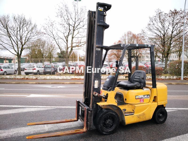 Caterpillar DP25K