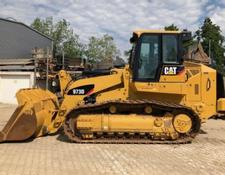 Caterpillar CAT 973D, 2017