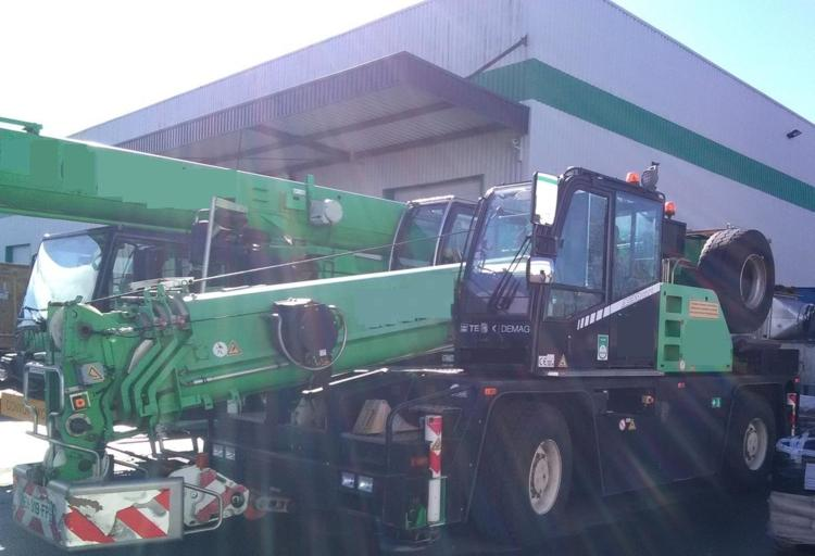 Terex-Demag AC30 CITY