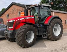 Massey Ferguson 8727 Efficient