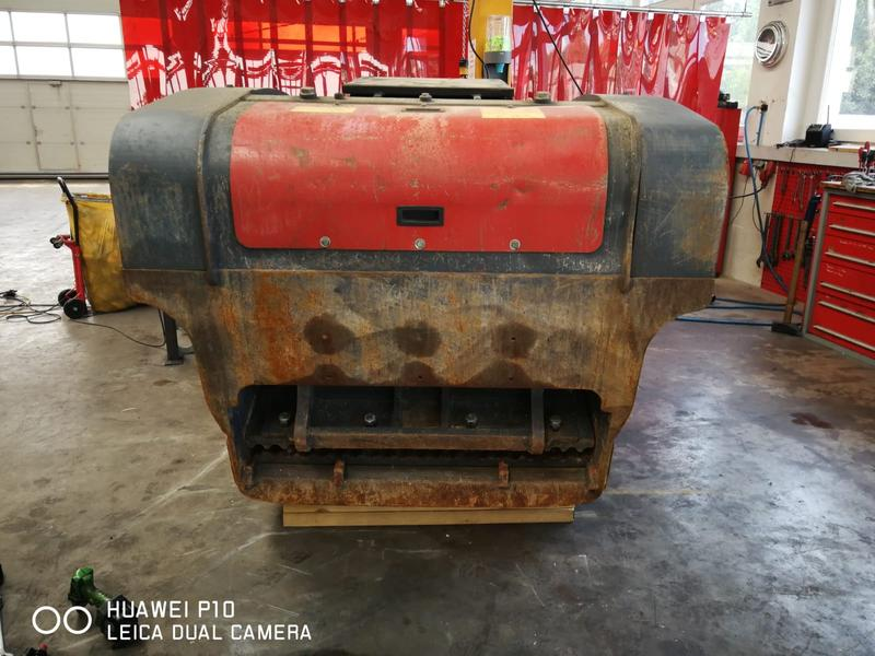 VTN FB 500 HD Brecherlöffel gebraucht crusher bucket used