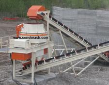 Constmach VSI CRUSHER READY TO DELIVERY FOR SALE