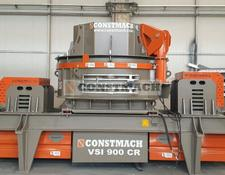 Constmach VSI 900 VERTICAL SHAFT IMPACT CRUSHER  FOR SALE