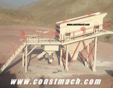 Constmach VIBRATING SCREEN CE CERTIFICATED READY AT STOCK