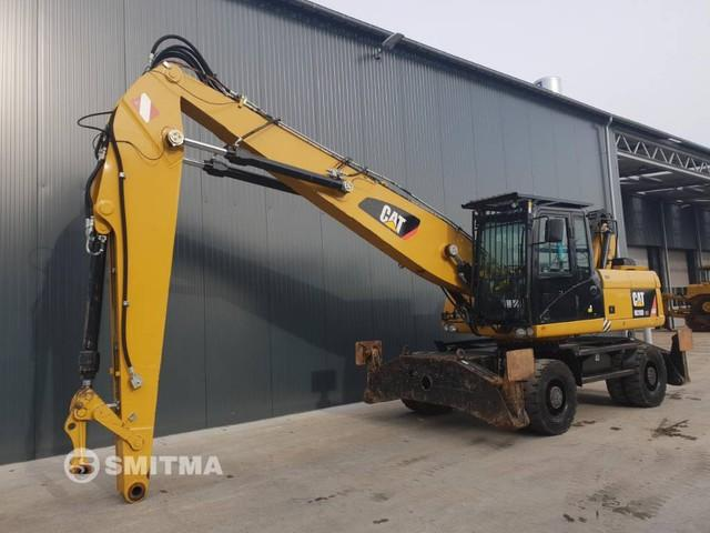Caterpillar M318D MH