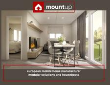 Mont Up Mobil-Home / Housing container  PANORAMIC – RANGE I