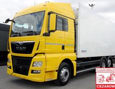 MAN TGX 26.440 / E6 / 6x2 / Schmitz body/Carrier / 18 EPAL / Ret
