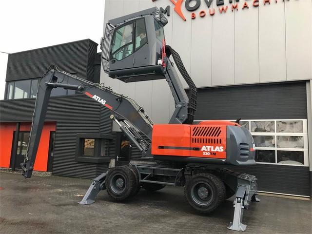 Terex Atlas TM230 Industry