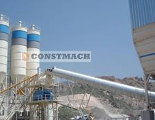 Constmach STATIONARY 120 CONCRETE BATCHING  PLANT FOR SALE