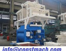 Constmach FIXED TYPE CONCRETE PLANT 60 m3h BRAND NEW!