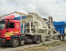 Constmach IDEAL SOLUTION, MOBILE SCREENING & WASHING PLANT