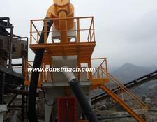 Constmach FULL AUTOMATIC DEWATERING SCREEN & HYDROCYCLONE