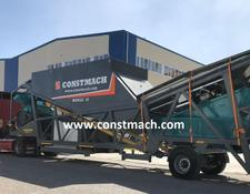 Constmach MOBILE 30 CONCRETE BATCHING  PLANT FOR SALE