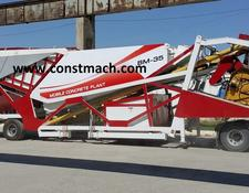 Constmach MOBILE 30 CONCRETE BATCHING PLANT FOR SALE CALL NOW!
