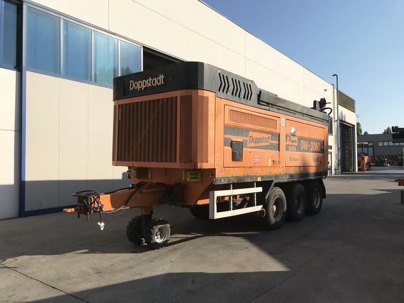 Doppstadt DW 3060 Bio Power C-series